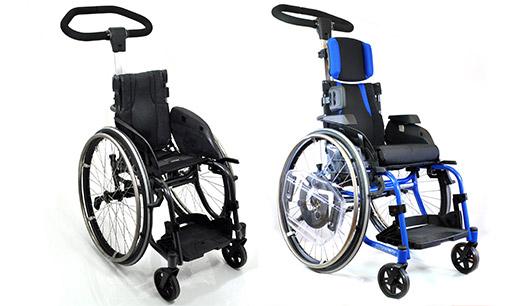Шведские активные кресла-коляски Panthera